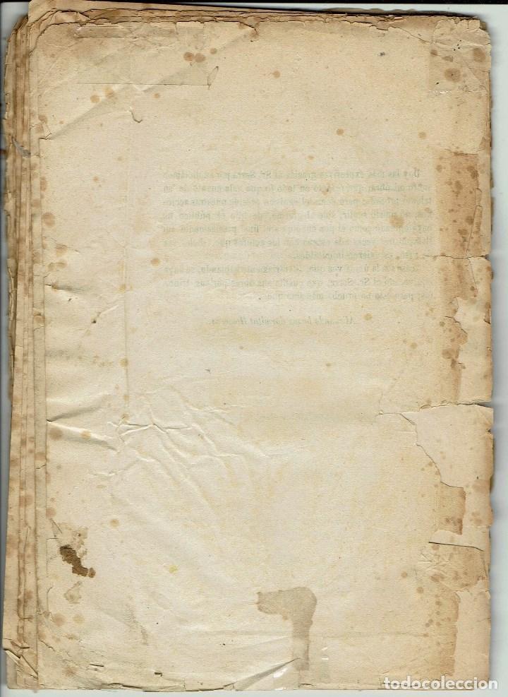 Libros antiguos: LA LEVITA, POR DON ENRIQUE GASPAR. AÑO 1878. (10.6) - Foto 7 - 133554874