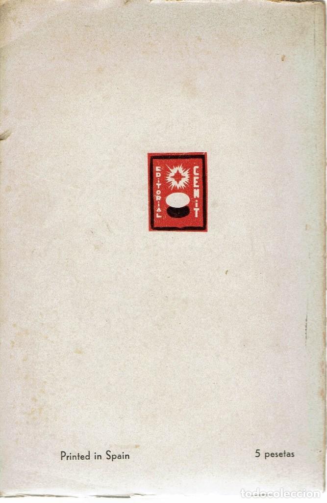 Libros antiguos: TEATRO REVOLUCIONARIO MEXICANO, POR MAURICIO MAGDALENO. AÑO 1933. (3.7) - Foto 2 - 134069838