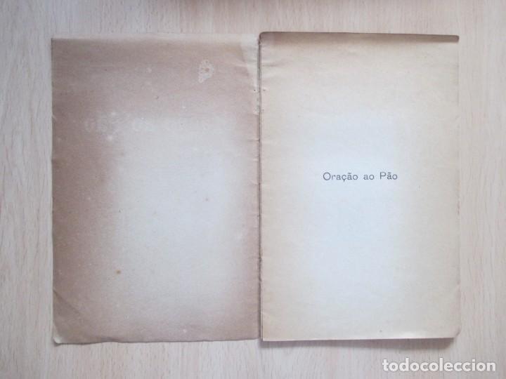 Libros antiguos: Oração ao Pão, de Guerra Junqueiro - Foto 4 - 134767386