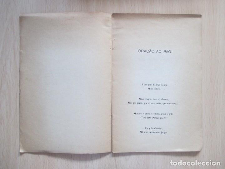 Libros antiguos: Oração ao Pão, de Guerra Junqueiro - Foto 6 - 134767386