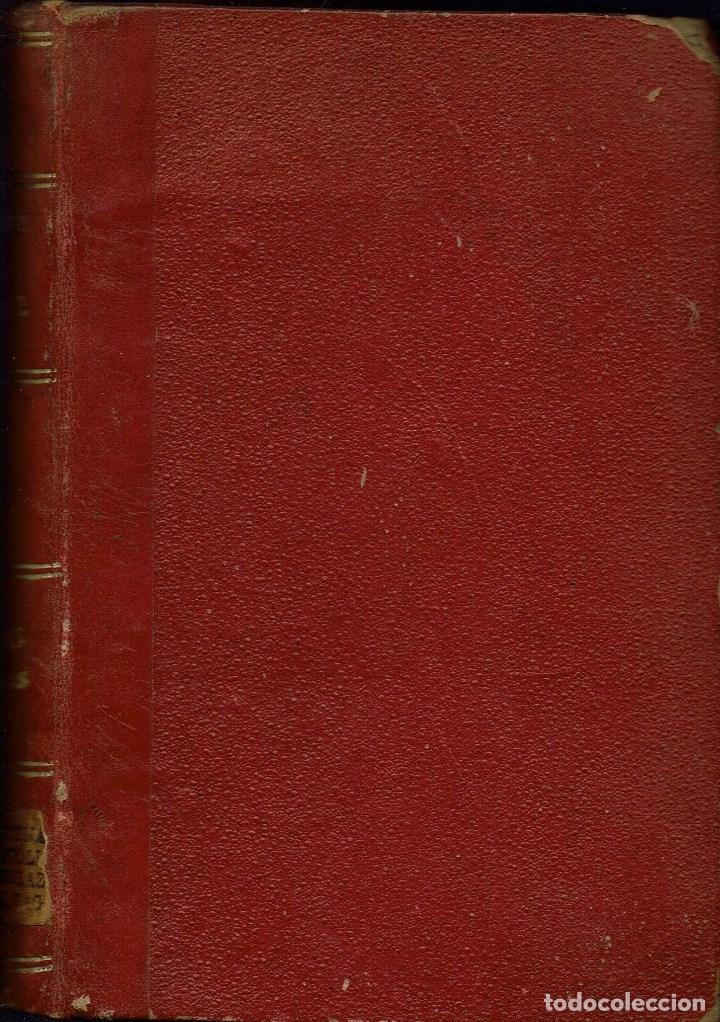 Libros antiguos: 3 OBRAS DE T.RODRÍGUEZ RUBÍ/QUIEN DEBE,PAGA,DE G.NÚÑEZ DE ARCE.BIBLIO.J.BENEJAM VIVES.1846-1868(9.6) - Foto 2 - 135476746