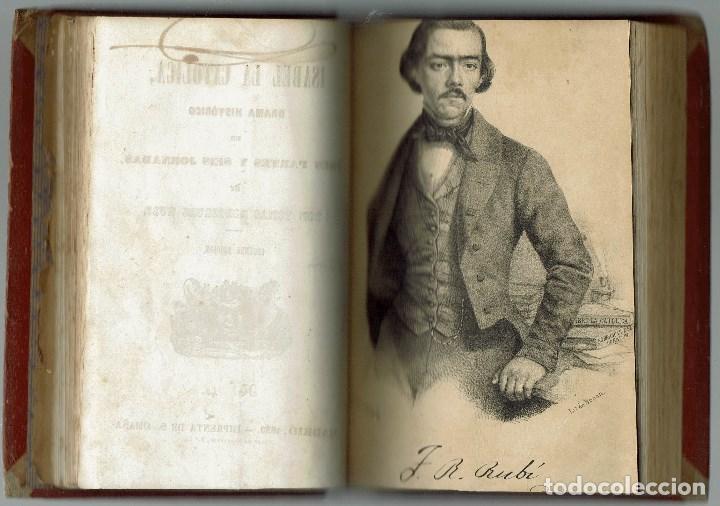 Libros antiguos: 3 OBRAS DE T.RODRÍGUEZ RUBÍ/QUIEN DEBE,PAGA,DE G.NÚÑEZ DE ARCE.BIBLIO.J.BENEJAM VIVES.1846-1868(9.6) - Foto 7 - 135476746