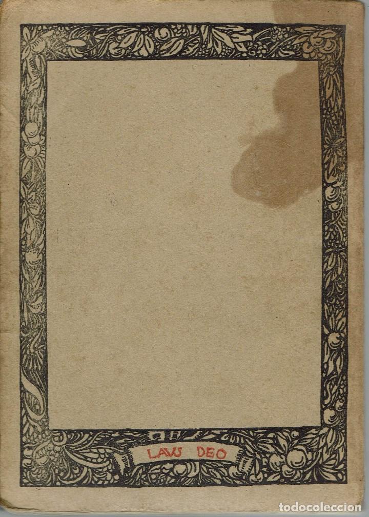 Libros antiguos: DIVINAS PALABRAS, OPERA OMNIA VOL.XVII, POR RAMÓN DEL VALLE-INCLÁN. AÑO 1920. (6/7) - Foto 2 - 136047918