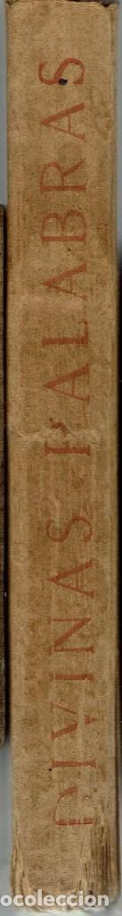 Libros antiguos: DIVINAS PALABRAS, OPERA OMNIA VOL.XVII, POR RAMÓN DEL VALLE-INCLÁN. AÑO 1920. (6/7) - Foto 3 - 136047918