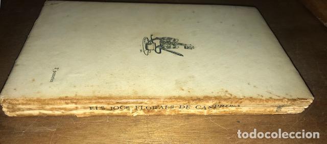 Libros antiguos: Els jocs florals de Canprosa. Comedia en un acte. Santiago Rusiñol. Teatre. Primera ed. 1902 - Foto 2 - 137275198