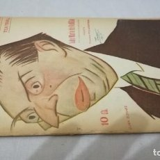 Libros antiguos: DOÑA MARIA DE PADILLA-FRANCISCO VILLAESPESA-LA NOVELA TEATRAL-1917. Lote 138069834