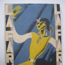Libros antiguos: LA FARSA - LA LOLA SE VA A LOS PUERTOS Nº114 - AÑO 1929. Lote 140135938