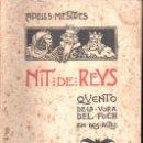 Libros antiguos: APELES MESTRES : NIT DE REYS (ANTONI LÓPEZ, 1900). Lote 142266630