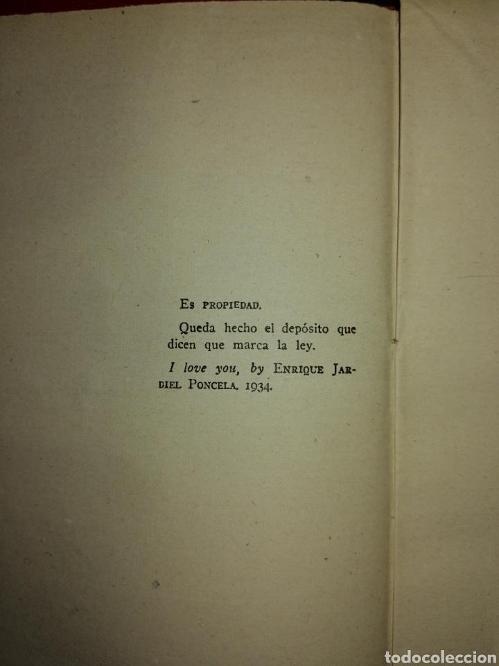 Libros antiguos: 3 COMEDIAS CON UN SOLO ENSAYO DE ENRIQUE JARDIEL PONCELA 1934 - Foto 3 - 144549774