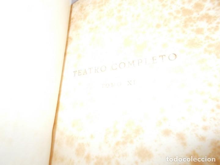 Libros antiguos: ÁLVAREZ QUINTERO Teatro Tomo XI - Foto 3 - 145951058