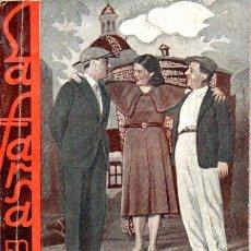 Libros antiguos: MANUEL LINARES RIVAS : ROMANCE DE FIERAS (LA FARSA, 1933). Lote 146275970