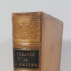 Libros antiguos: THÉATRE COMPLET. JEAN.RACINE. PARIS. 1871.. Lote 148460738