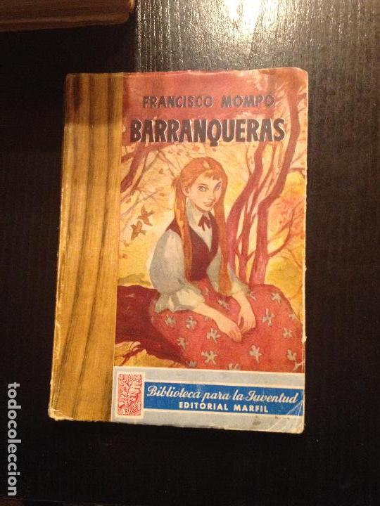BARRANQUERAS-FRANCISCO MOMPO (Libros antiguos (hasta 1936), raros y curiosos - Literatura - Teatro)