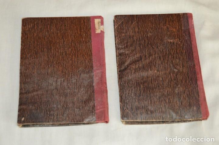 Libros antiguos: VINTAGE - LOTE DE 9 LIBROS / LIBRITOS - LA FARSA, ED. ESTAMPA - PRINCIPIOS SIGLO PASADO - ENVÍO24H - Foto 3 - 154025714
