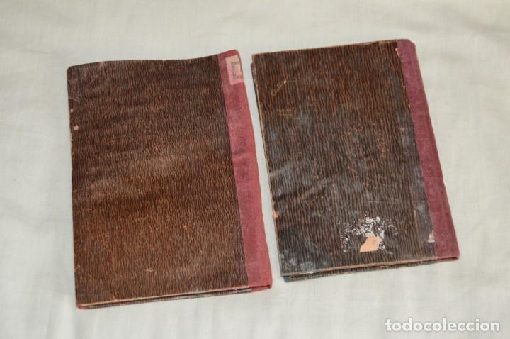 Libros antiguos: VINTAGE - LOTE DE 9 LIBROS / LIBRITOS - LA FARSA, ED. ESTAMPA - PRINCIPIOS SIGLO PASADO - ENVÍO24H - Foto 7 - 154025714