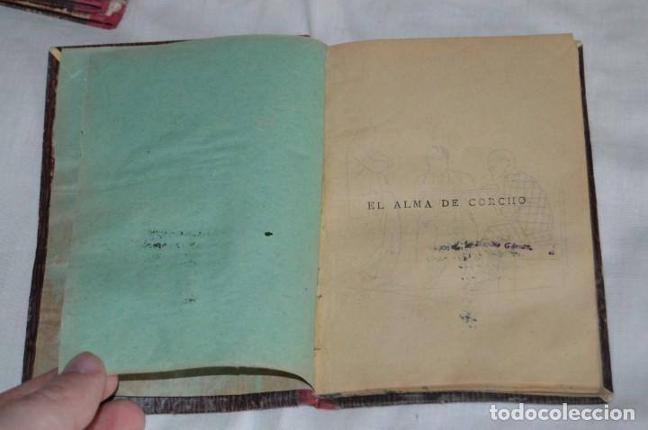 Libros antiguos: VINTAGE - LOTE DE 9 LIBROS / LIBRITOS - LA FARSA, ED. ESTAMPA - PRINCIPIOS SIGLO PASADO - ENVÍO24H - Foto 16 - 154025714