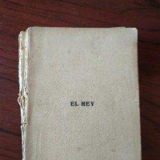 Alte Bücher - EL REY (1910) de Caillavet, Flers y Arene (teatre en català) - 154286070