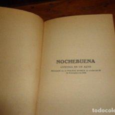 Libros antiguos: TEATRO GALANTE. NOCHEBUENA , - ZAMACOIS, EDUARDO 1907. Lote 155282778