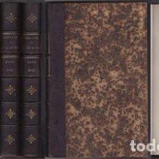 Libros antiguos: THEATRE DE EUGENE SCRIBE 12 TOMOS EN 6 VOLUMENES (TEXTOS EN FRANCES) - SCRIBE, EUGENE - A-TEA-516. Lote 155665954