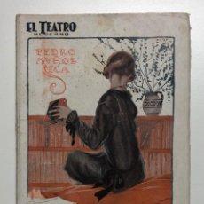 Libros antiguos: PEDRO MUÑOZ SECA. LOS SABIOS. 1924. Lote 156048790