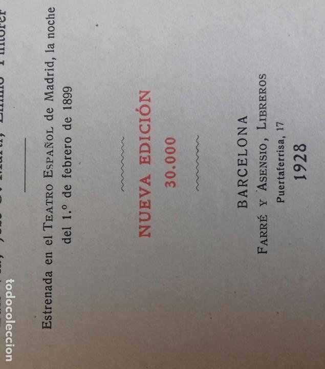 Libros antiguos: CYRANO DE BERGERAC. E. ROSTAND. BARCELONA 1928. - Foto 3 - 160307990