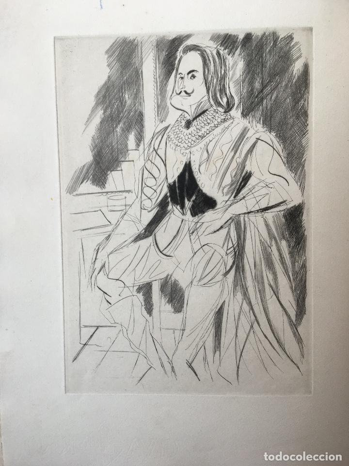 Libros antiguos: DON JUAN - FERRAN SOLDEVILA - ILUSTA GRAU SALA - EDICION LIMITADA Y NUMERADA - coleccionistas - Foto 4 - 160696126