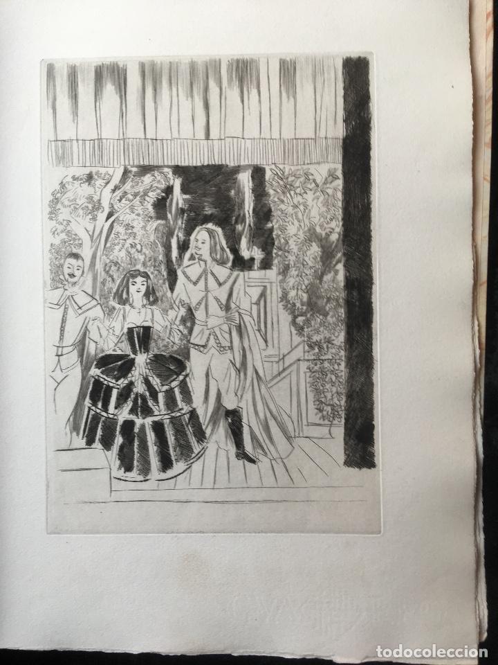 Libros antiguos: DON JUAN - FERRAN SOLDEVILA - ILUSTA GRAU SALA - EDICION LIMITADA Y NUMERADA - coleccionistas - Foto 17 - 160696126
