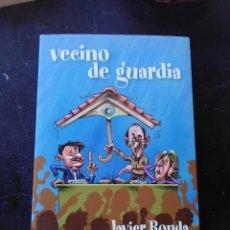 Libros antiguos: VECINO DE GUARDIA. Lote 163487438