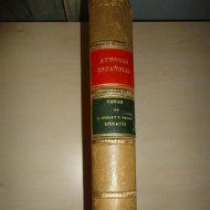 Libros antiguos: OBRAS DE D. NICOLAS Y D. LEANDRO FERNANDEZ DE MORATIN. 1848. COMO NUEVO. Lote 165273374