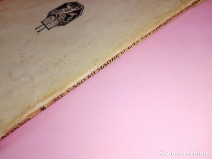 Libros antiguos: LIBRO-LA FARSA-ME CASÓ MÍ MADRE O LAS VELEIDADES DE ELENA-CARLOS ARNICHES-1927-VER FOTOS - Foto 2 - 166576430