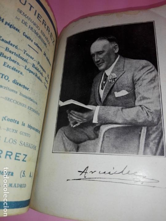 Libros antiguos: LIBRO-LA FARSA-ME CASÓ MÍ MADRE O LAS VELEIDADES DE ELENA-CARLOS ARNICHES-1927-VER FOTOS - Foto 5 - 166576430