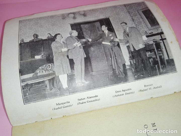 Libros antiguos: LIBRO-LA FARSA-ME CASÓ MÍ MADRE O LAS VELEIDADES DE ELENA-CARLOS ARNICHES-1927-VER FOTOS - Foto 6 - 166576430