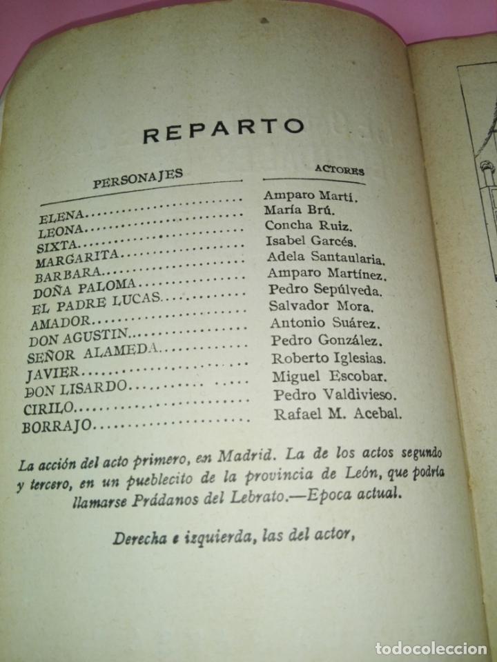 Libros antiguos: LIBRO-LA FARSA-ME CASÓ MÍ MADRE O LAS VELEIDADES DE ELENA-CARLOS ARNICHES-1927-VER FOTOS - Foto 4 - 166576430