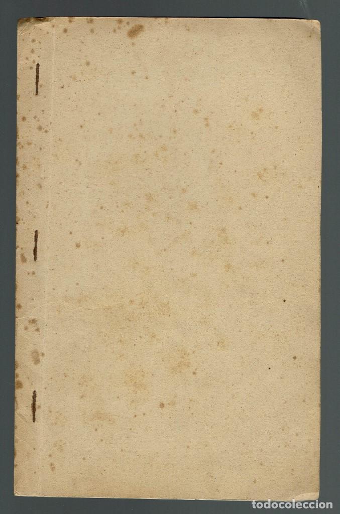 Libros antiguos: ELS PASTORELLS. COMÈDIA EN MENORQUÍ, EN VERS I EN TRES ACTES, DES NAIXEMENT... AÑO 1933(MENORCA.2.4) - Foto 2 - 168186196