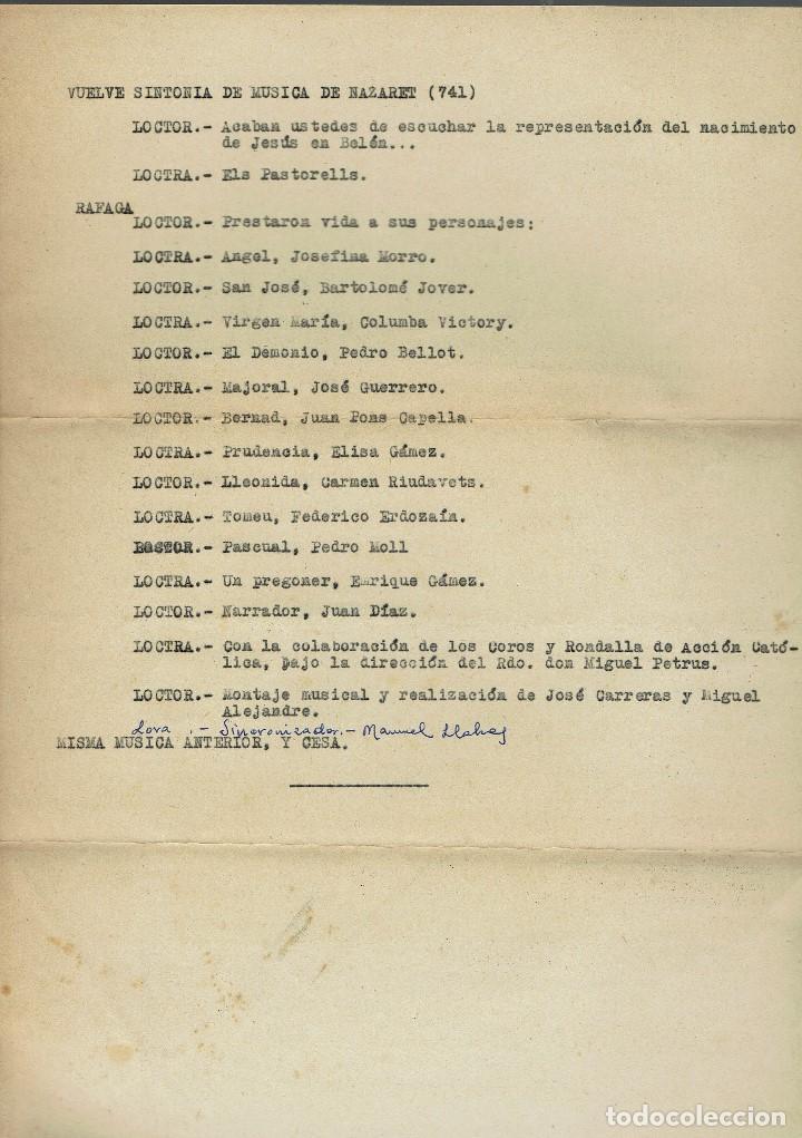 Libros antiguos: ELS PASTORELLS. COMÈDIA EN MENORQUÍ, EN VERS I EN TRES ACTES, DES NAIXEMENT... AÑO 1933(MENORCA.2.4) - Foto 5 - 168186196