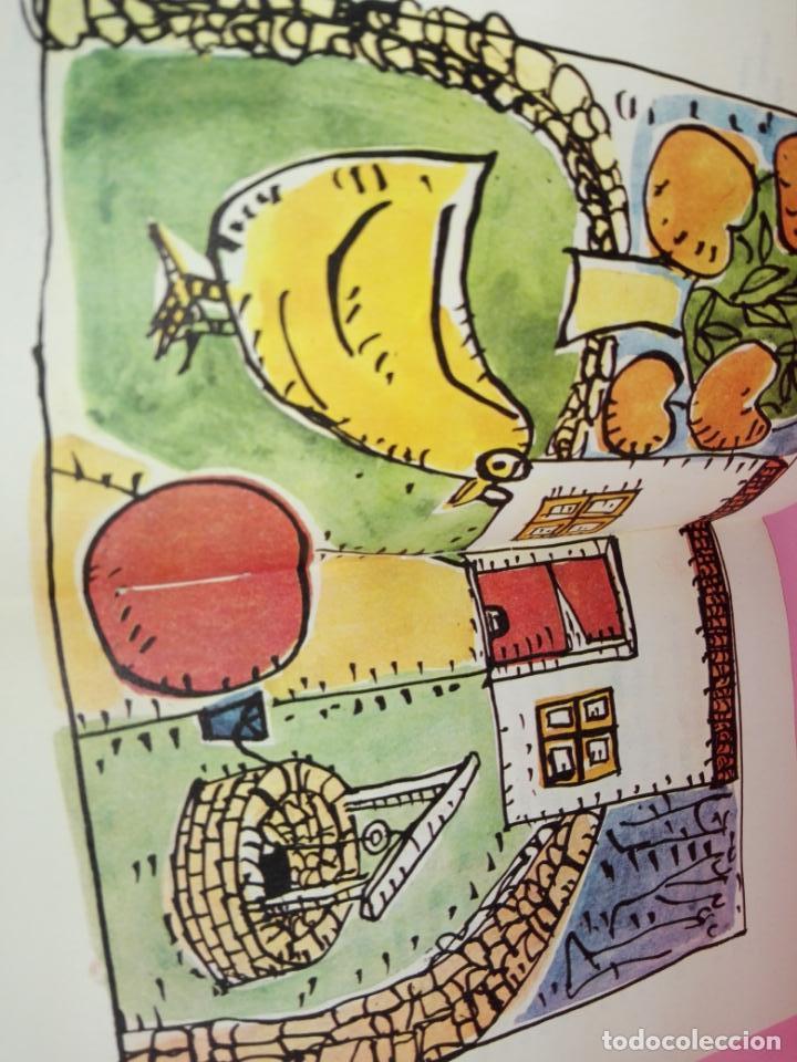 Libros antiguos: LIBRO-AS LARANXASMAIS LARANXAS DE TODAS AS LARANXAS.CARLOS CASARES-ED.GALAXIA-2ªEDICIÓN-1979- - Foto 7 - 168759068