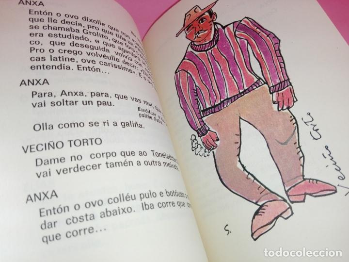 Libros antiguos: LIBRO-AS LARANXASMAIS LARANXAS DE TODAS AS LARANXAS.CARLOS CASARES-ED.GALAXIA-2ªEDICIÓN-1979- - Foto 10 - 168759068