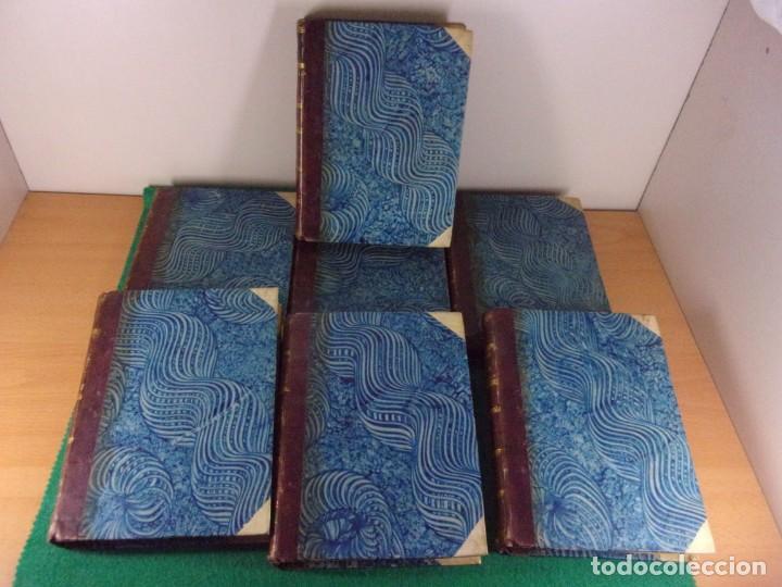 Libros antiguos: TEATRO CRITICO / GERONIMO FEIJOO / 1777-1783-1778-1774 / 7 TOMOS - Foto 2 - 168825748