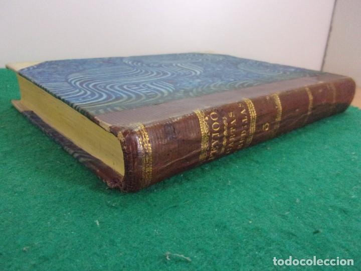 Libros antiguos: TEATRO CRITICO / GERONIMO FEIJOO / 1777-1783-1778-1774 / 7 TOMOS - Foto 24 - 168825748