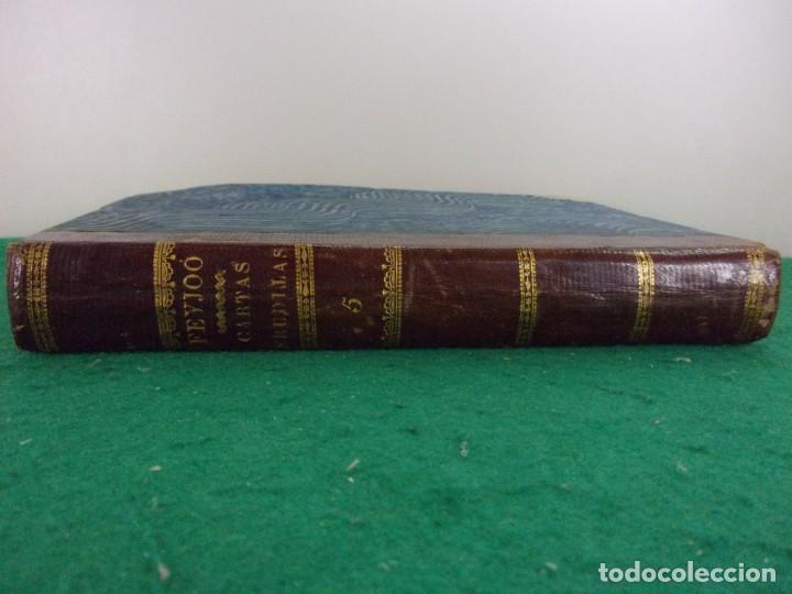 Libros antiguos: TEATRO CRITICO / GERONIMO FEIJOO / 1777-1783-1778-1774 / 7 TOMOS - Foto 31 - 168825748