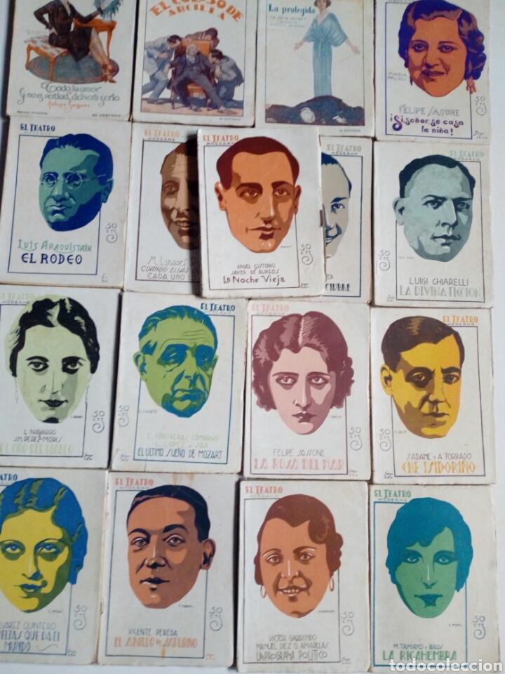Libros antiguos: (1926 - 1931) EL TEATRO MODERNO - Lote 21 revistas de teatro - Obras teatrales - - Foto 3 - 170397880