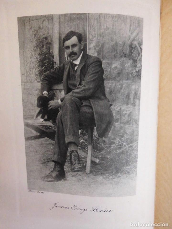 Libros antiguos: HASSAN (1923), EDICIÓN NUMERADA Y LIMITADA - LIBRO OBRA DE JAMES ELROY FLECKER - Foto 4 - 172093552