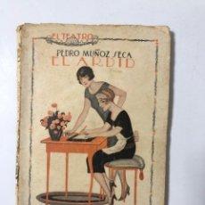 Libros antiguos: EL ARDID. PEDRO MUÑOZ SECA. REVISTA SEMANAL. AÑO II. Nº 15 . MADRID, 1925. PAGINAS: 80. . Lote 172142165