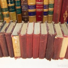 Libros antiguos: LOTE DE 12 LIBROS DE TEATRO. COLECCIÓN EL TEATRO MODERNO. PRENSA MODERNA. MADRID. 1925-26.. Lote 172741064