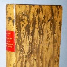 Libros antiguos: BIBLIOGRAFÍA DE LAS CONTROVERSIAS SOBRE LA LICITUD DEL TEATRO EN ESPAÑA. Lote 174526065