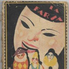 Libros antiguos: == R27 - EL ROSAL DE LAS TRES ROSAS - MANUEL LINARES RIVAS - 1928. Lote 175078533
