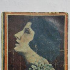Libros antiguos: MONTE DE ABROJOS - ROMANCE DE ALDEA EN TRES ACTOS DE JOSE CASTELLON, LA FARSA, AÑO 1931. Lote 175613529