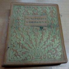 Livros antigos: LEONARDA BJÖRNSTJERNE BJÔRNSON ESTRELLA AÑO 1919 . Lote 177561690