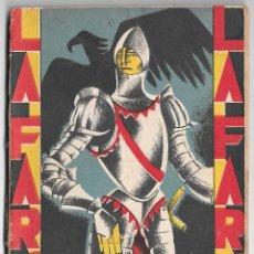 Libros antiguos: EL SOLAR DE MEDIACAPA - CARLOS ARNICHES - LA FARSA 86. Lote 178368483