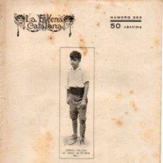 Libros antiguos: JOSEP Mª FOLCH I TORRES : LA RESPOSTA I ALTRES OBRES (ESCENA CATALANA, 1932). Lote 178895042